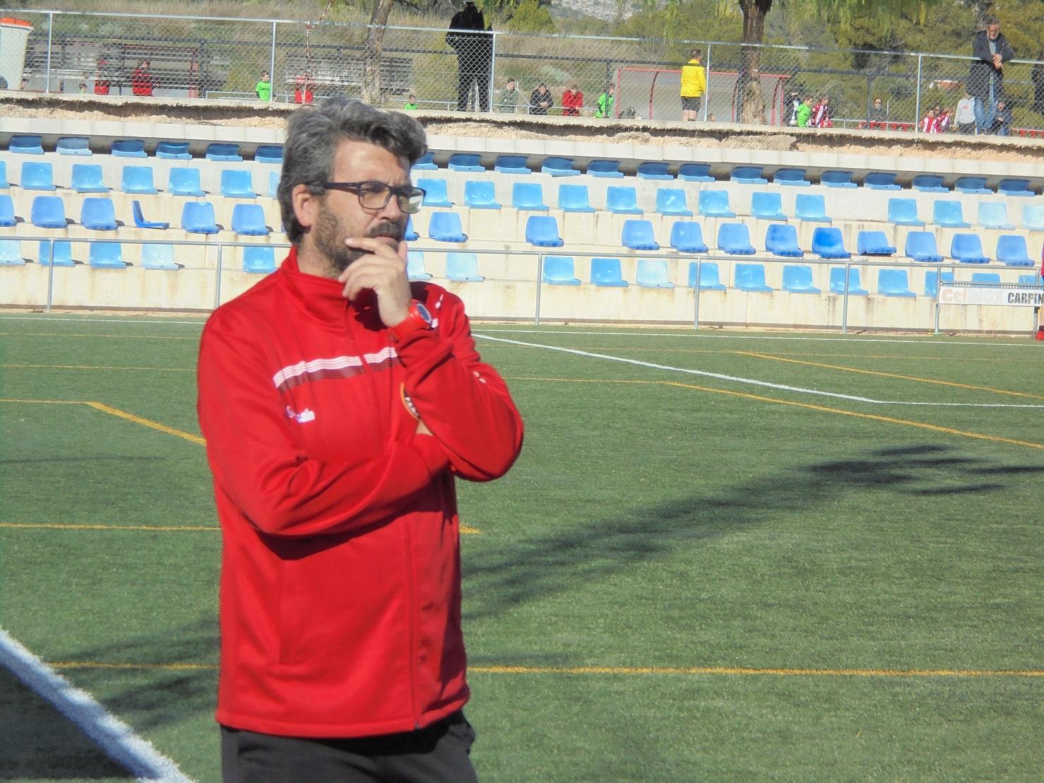 Nou repte per a Sergio Francés: entrenar el Juvenil