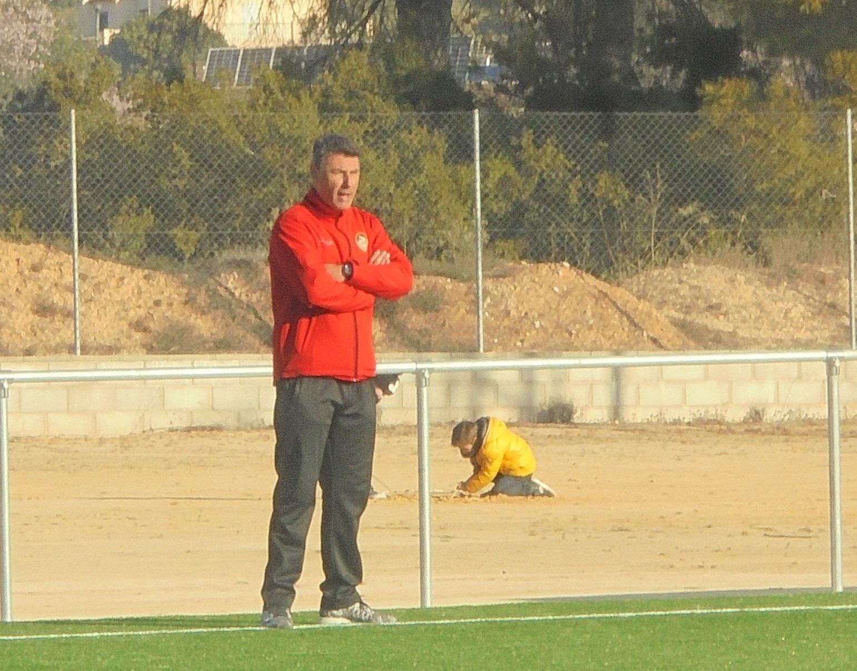 Julio Villa farà debutar molts xavals al futbol-11 amb l
