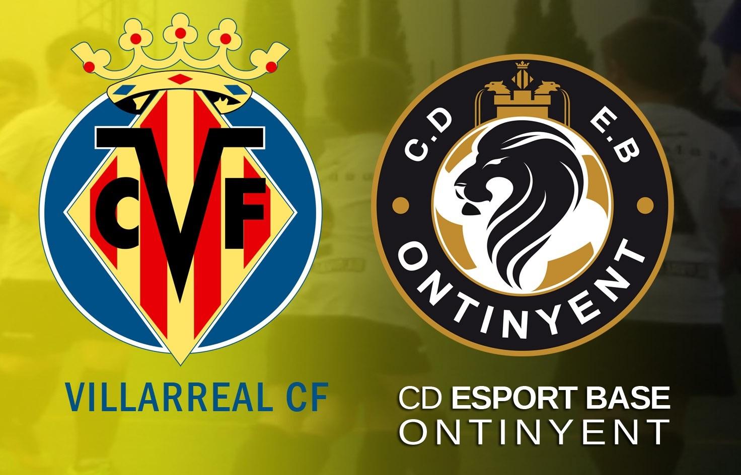 sdsLa nostra Escola es convenia amb el Villarreal CF