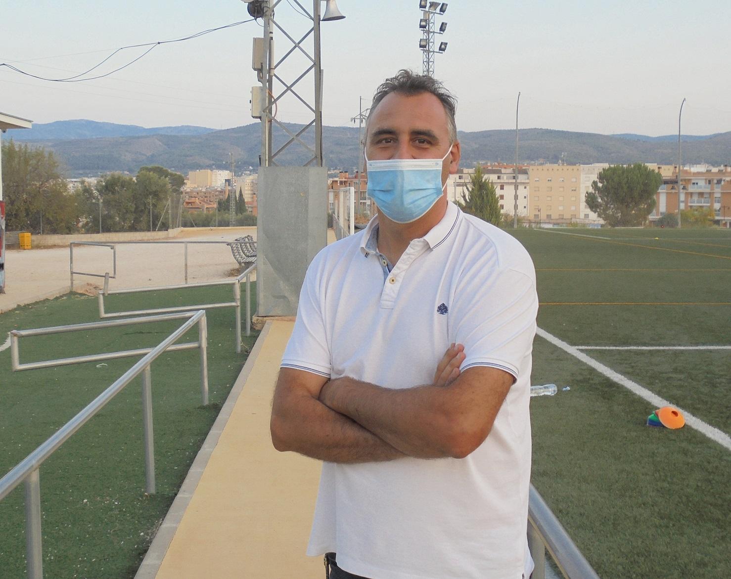Carlos Sempere és el nou Coordinador de Futbol-11