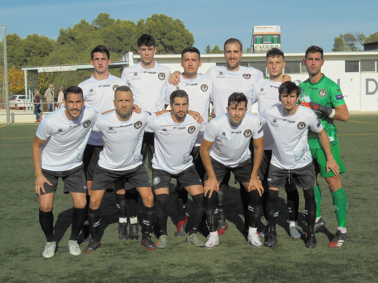 Deportivo Ontinyent 5  -  0  Esides