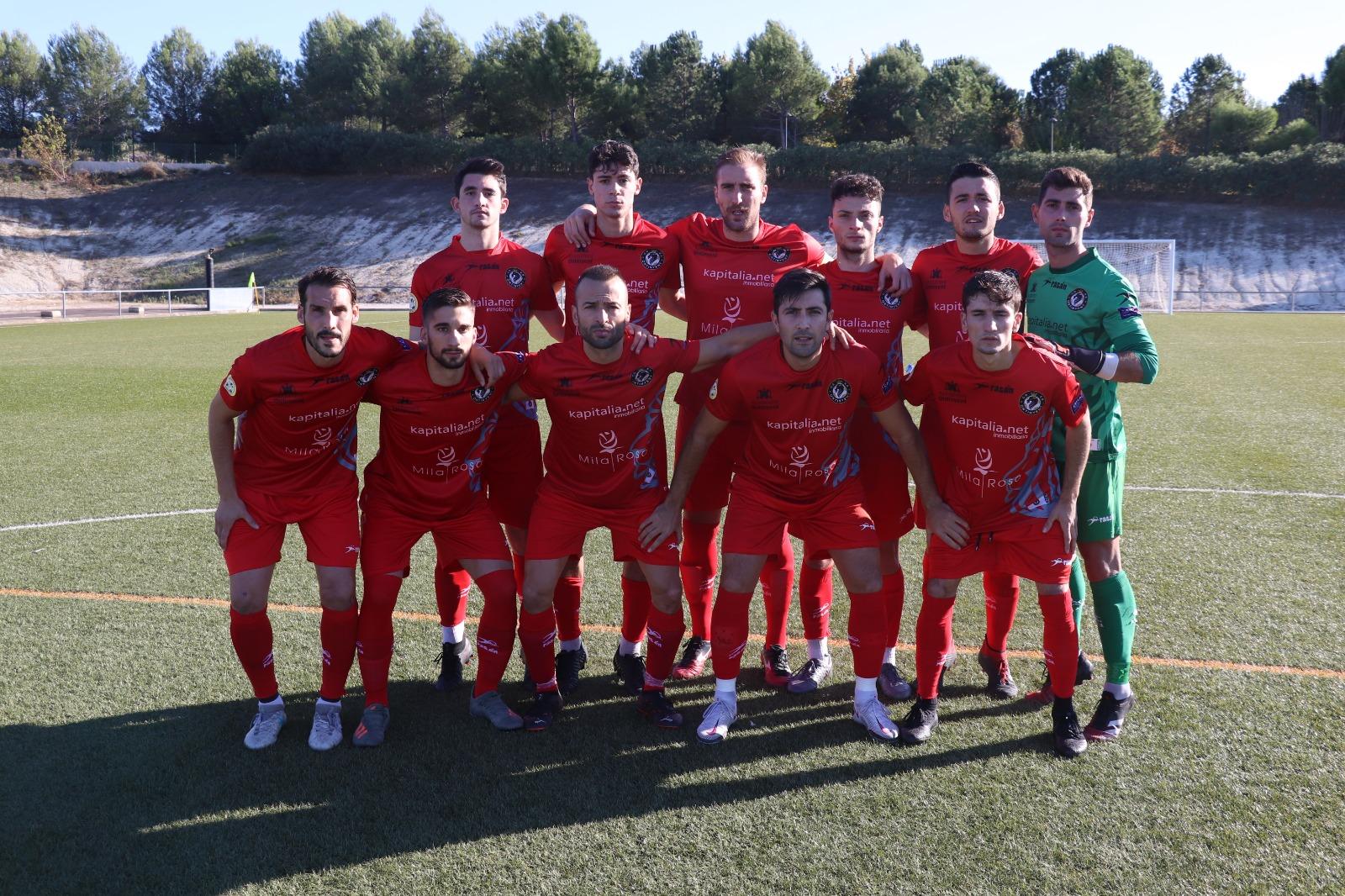 Montaverner 1  -  3  Deportivo Ontinyent