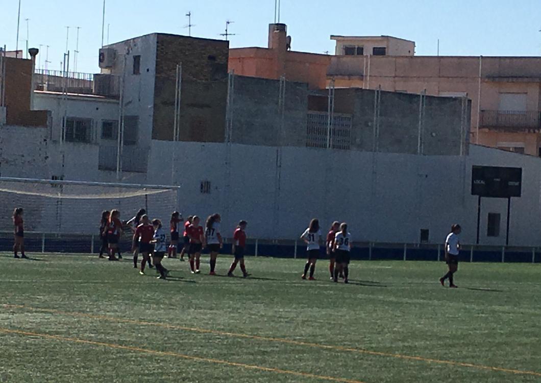 Aldaia  4  -  0  Amateur Femení