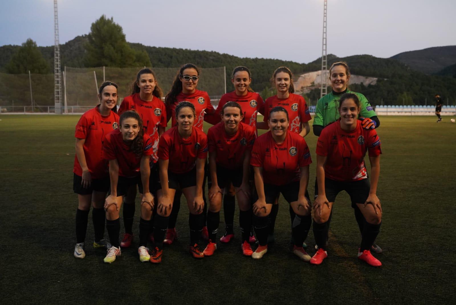 Alcoyano  1  -  2  Amateur Femení