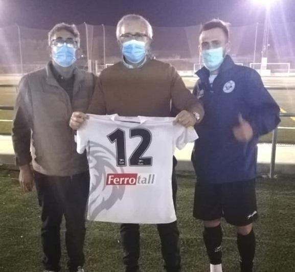 Ferrotall és un dels nous sponsors del Deportivo Ontinyent