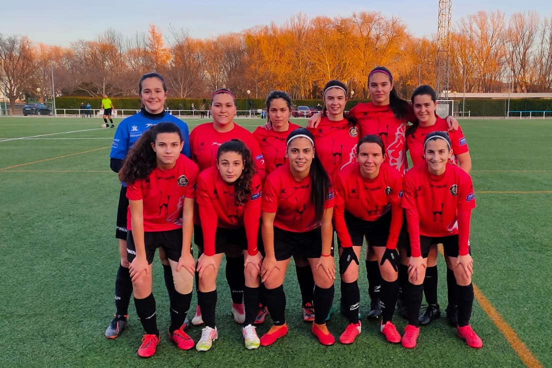 Camporrobles 0 - 5  Amateur Femení