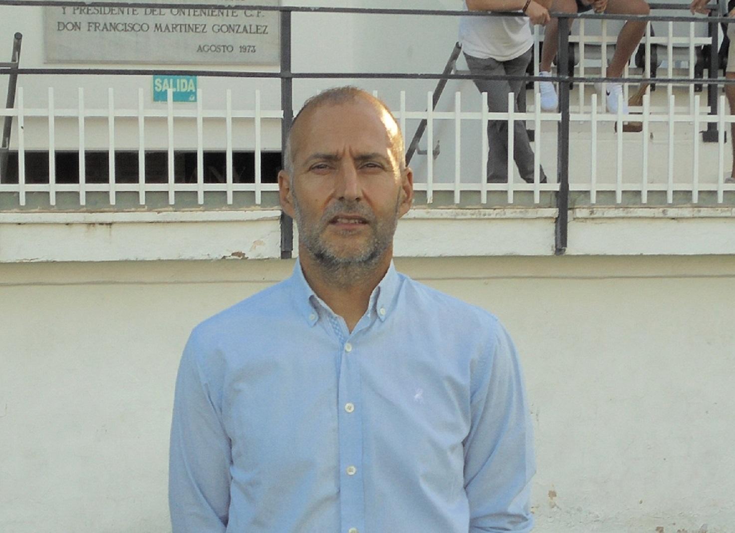 Nacho Cantó compleix la 1a setmana com a Director Tècnic de l'Escola
