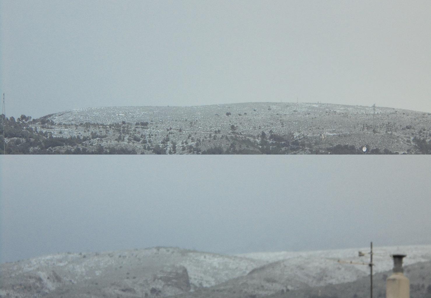 La sorprenent nevada obliga a cancel·lar els entrenaments de hui