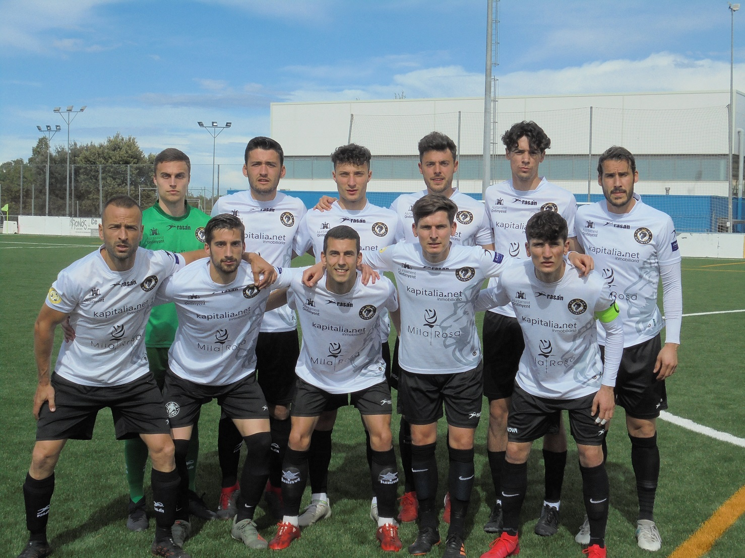 Moixent 1-1 Deportivo Ontinyent