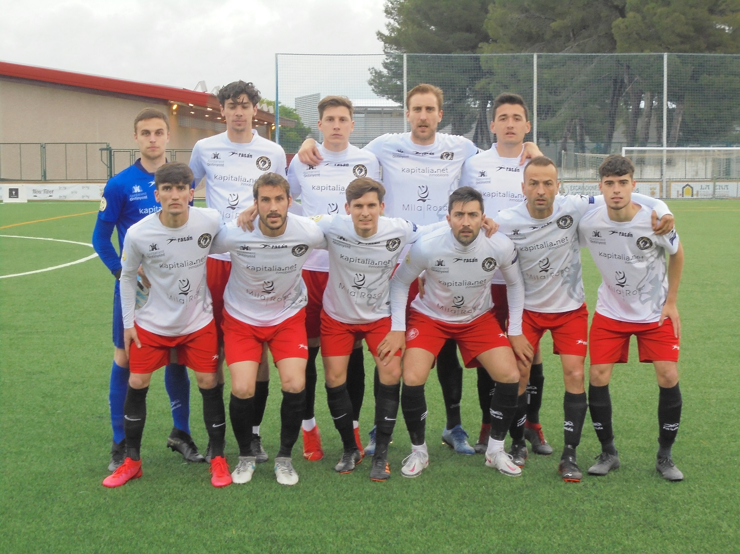 At. Muro 0 - 1 Deportivo Ontinyent