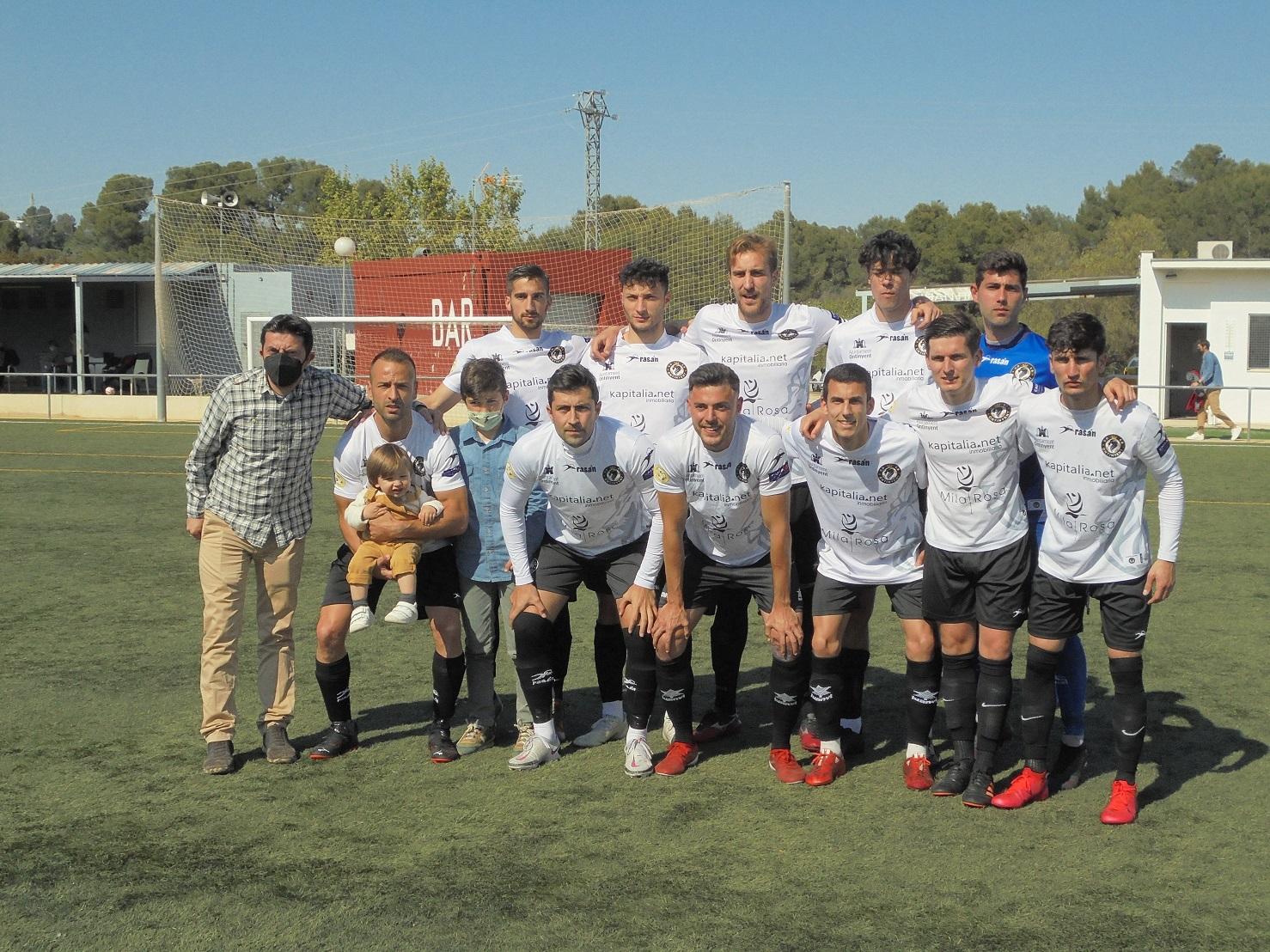 Deportivo Ontinyent 2 - 0 Contestano