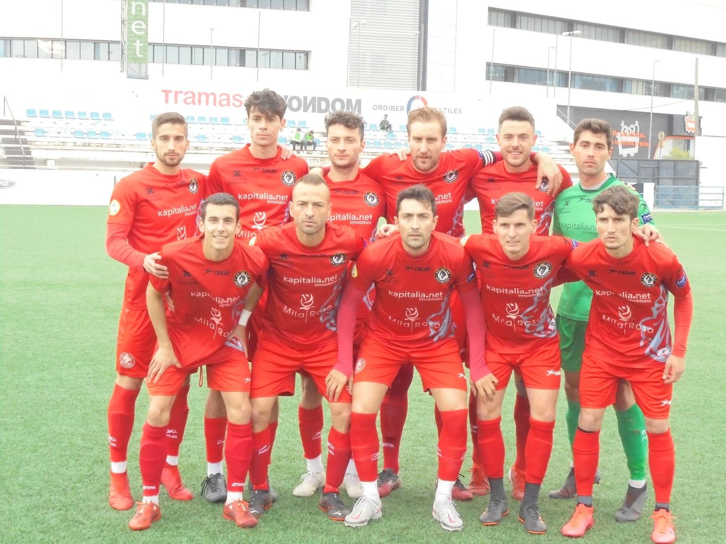 Ontinyent 1931 4-1 Deportivo Ontinyent