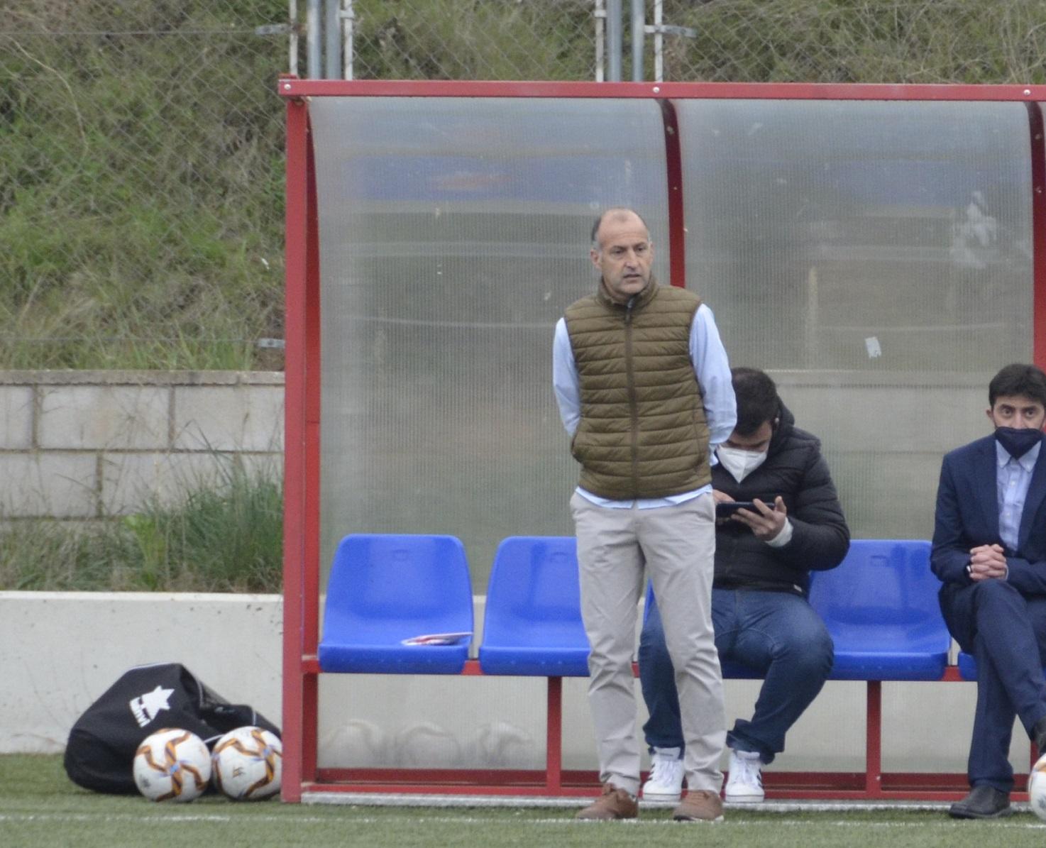 Nacho Cantó renovat com a entrenador del 1r equip i Director Tècnic