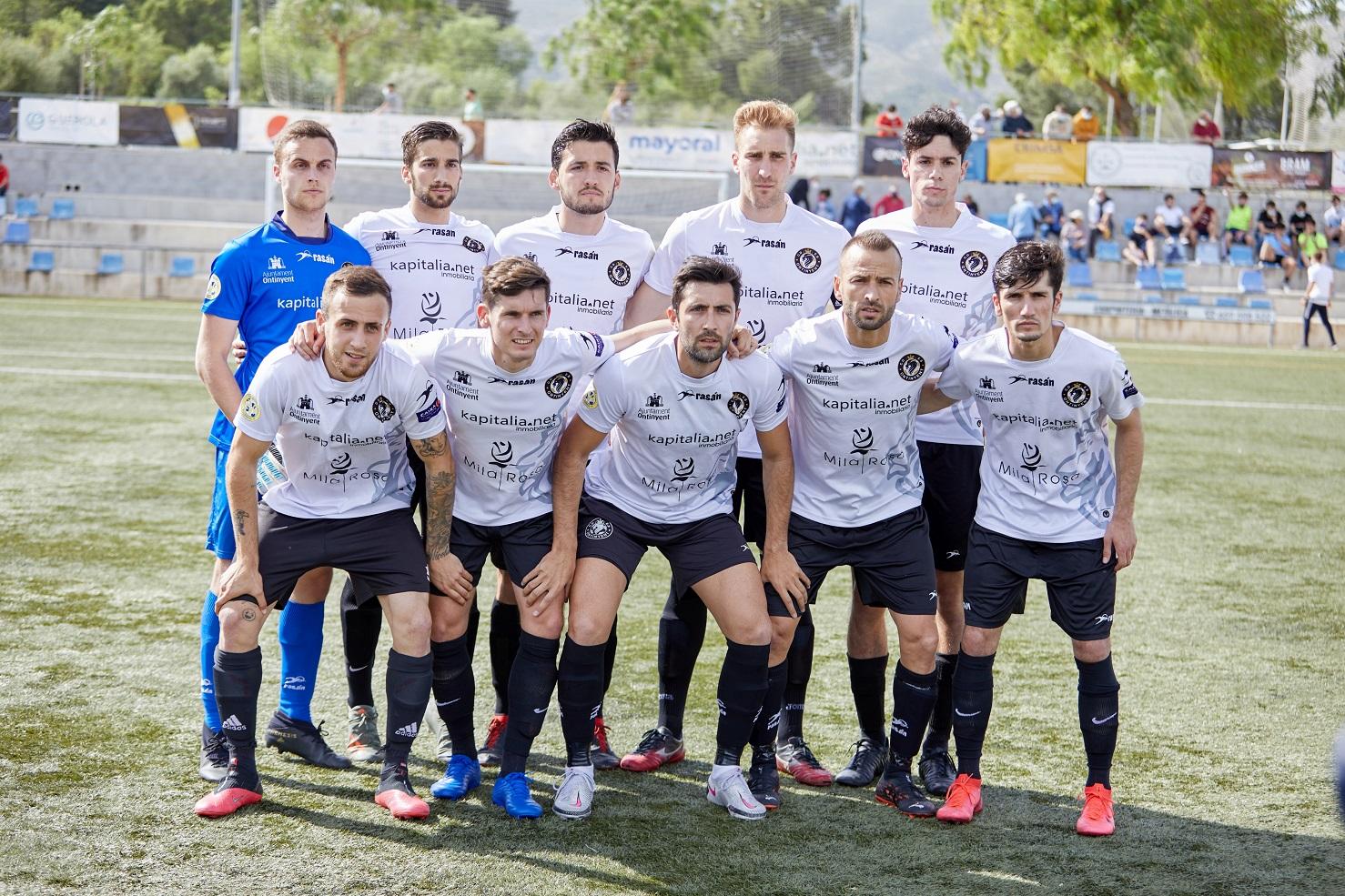 Deportivo Ontinyent 2 - 2 Contestano
