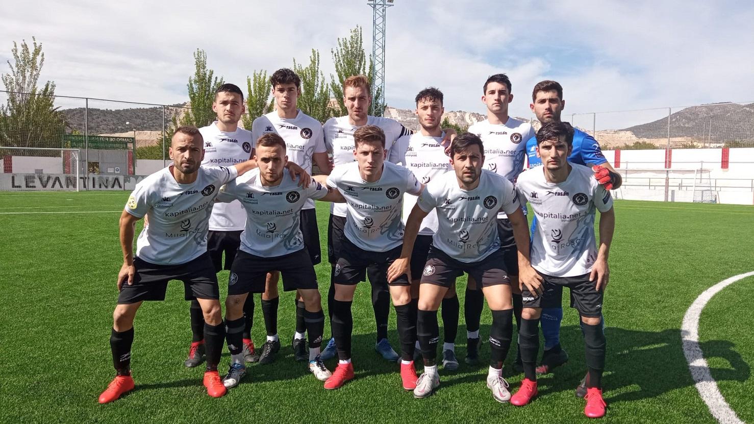 Algueña 2 - 5 Deportivo Ontinyent
