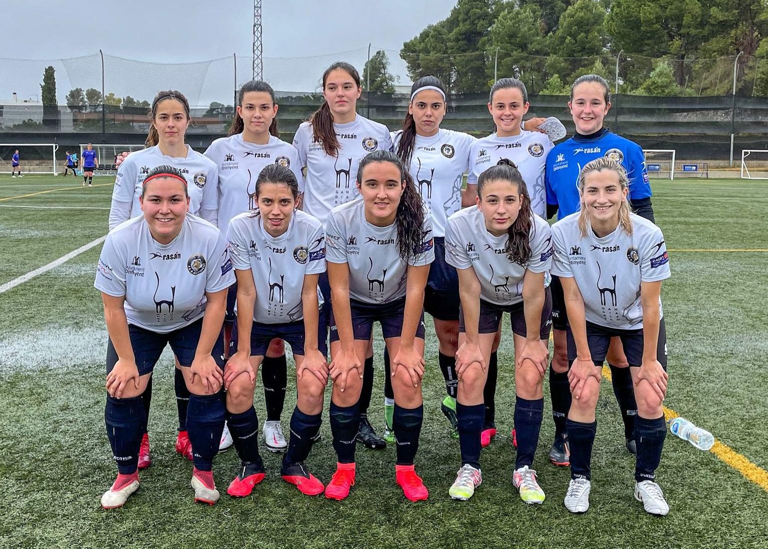Amateur Femení 2 - 4 Castellonense