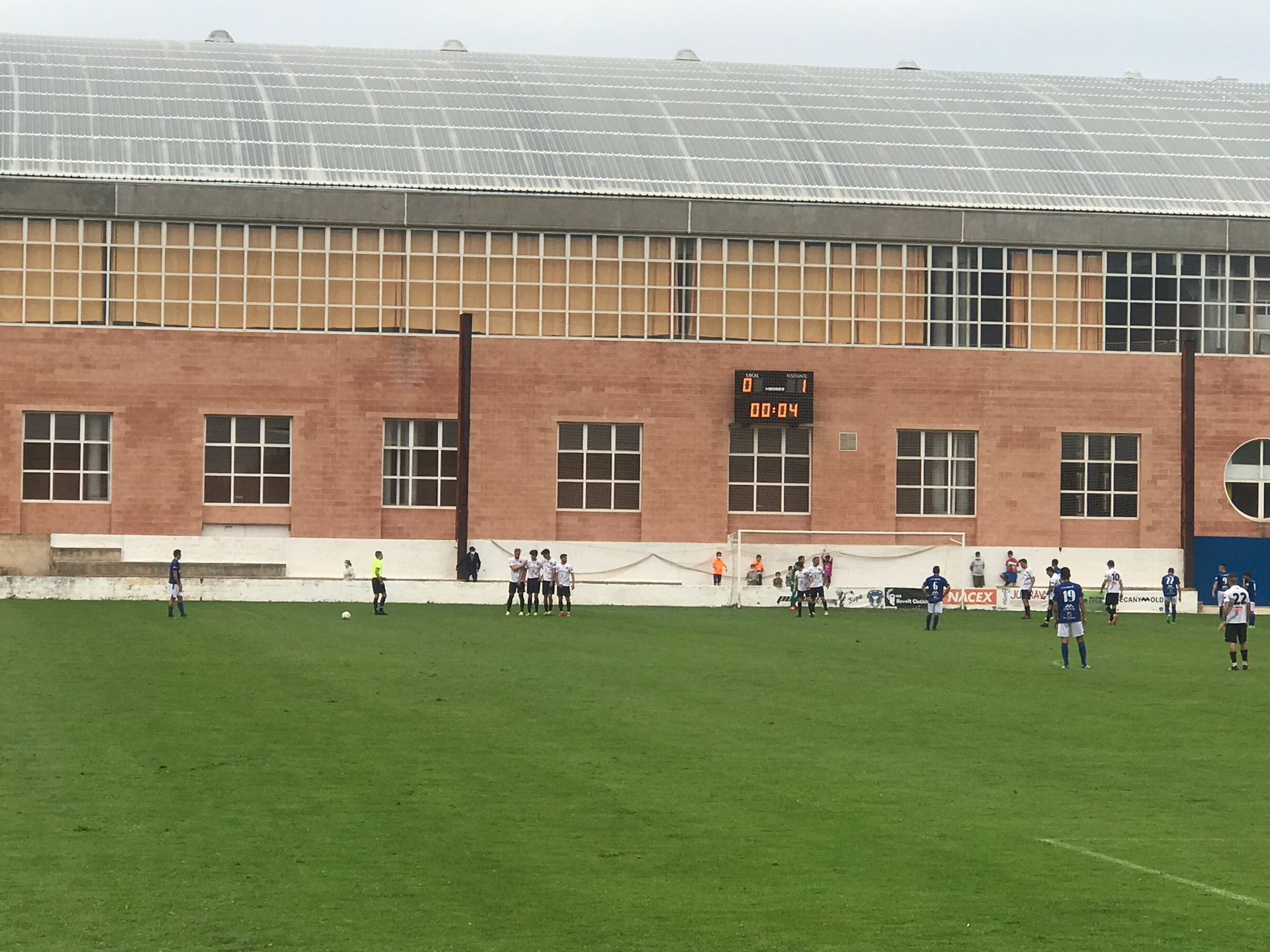 Villena 3 - 1 Deportivo Ontinyent