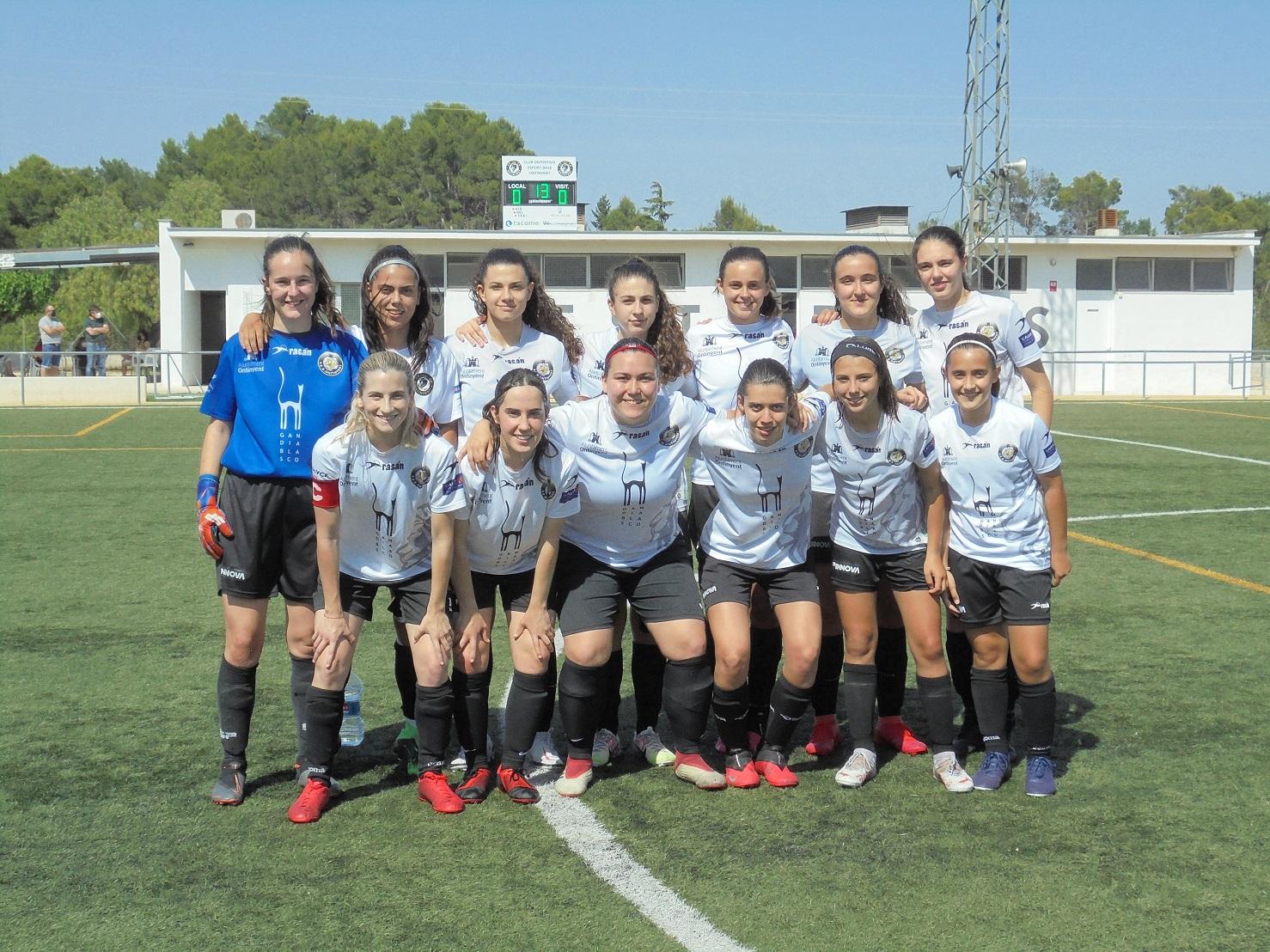 Amateur Femení 3 - 0  Camporrobles