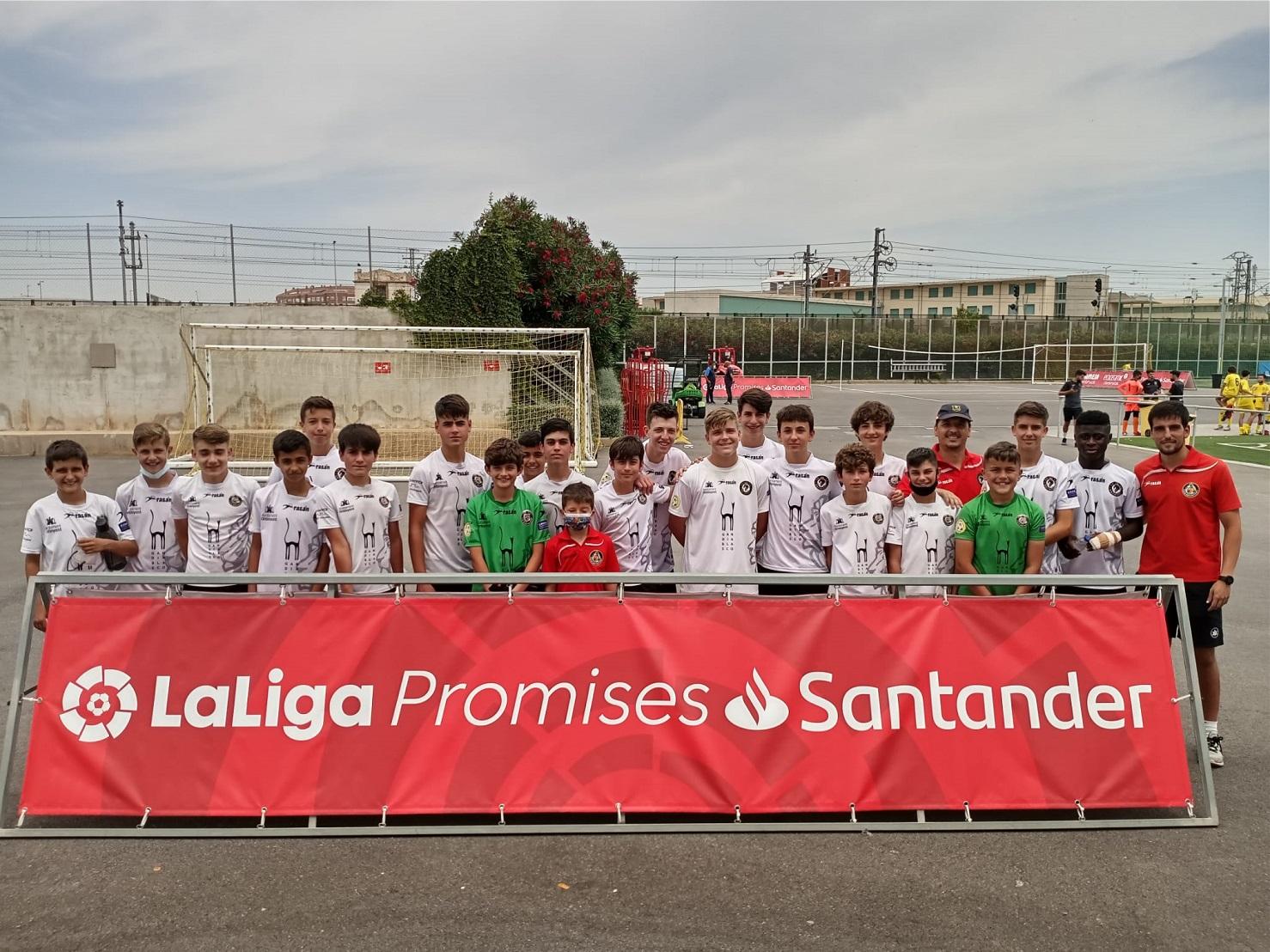 L'Infantil torna amb gran nota del Villarreal Yellow Cup de passat diumenge
