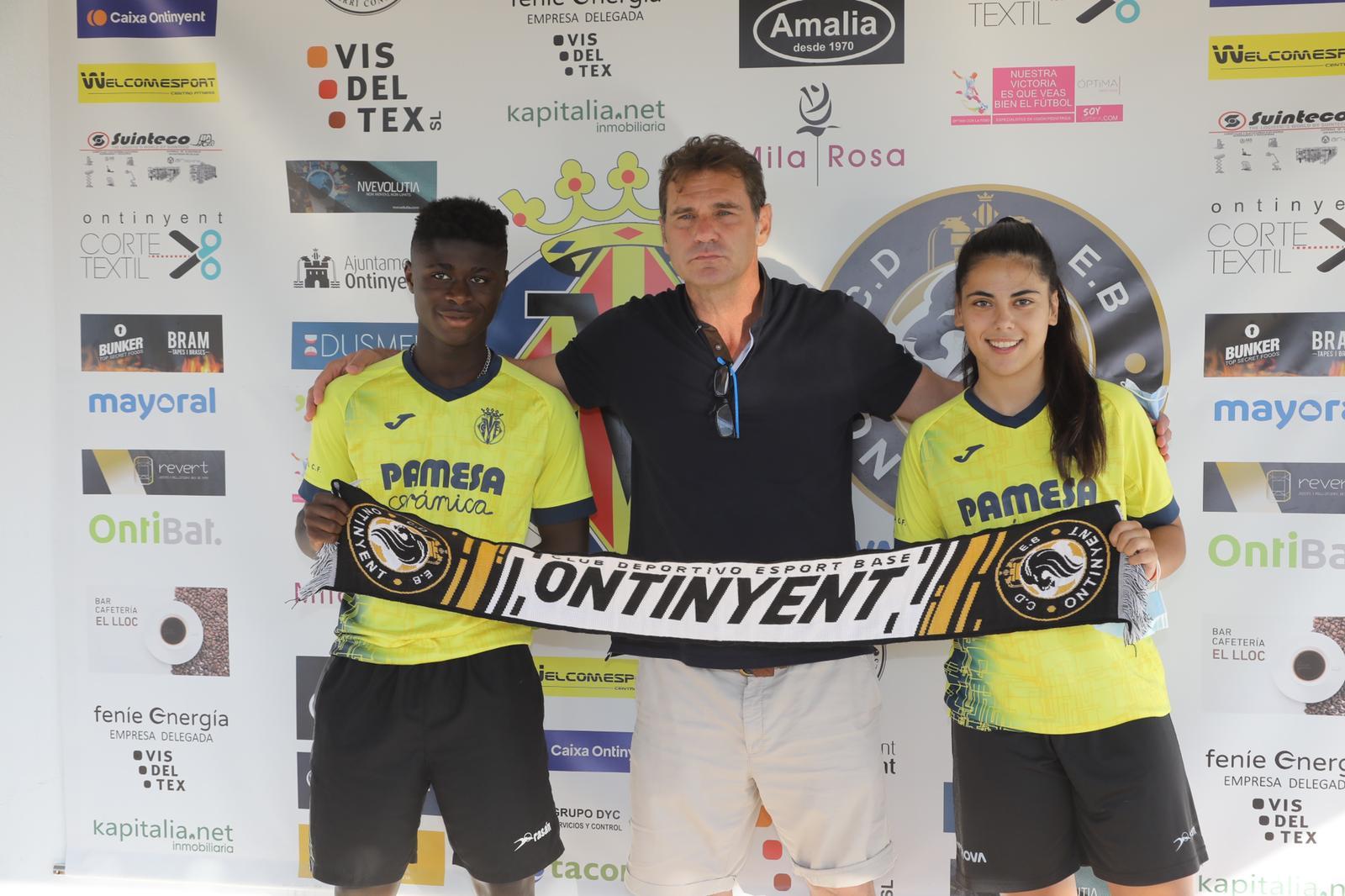 Seydouba i Nayala ja són del Vila-real CF gràcies al conveni amb els groguets