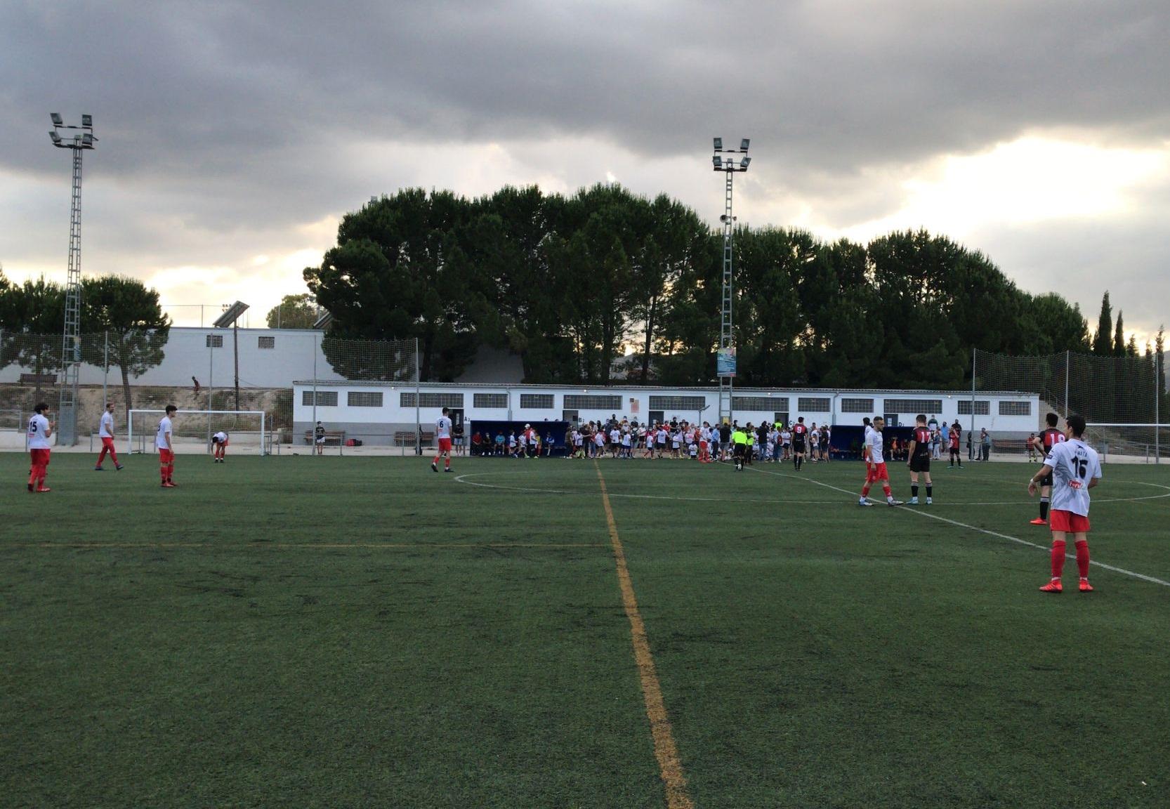 Ciudad de Alcoy 3-3 Deportivo Ontinyent