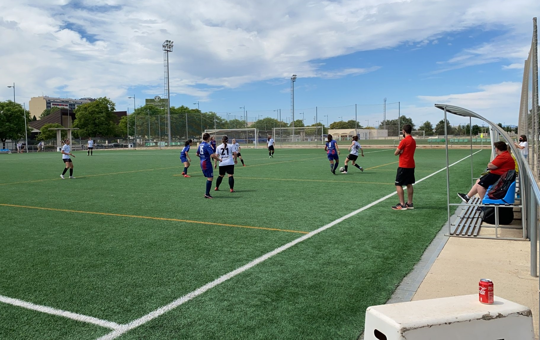 Alzira B 2 - 0 Amateur Femení