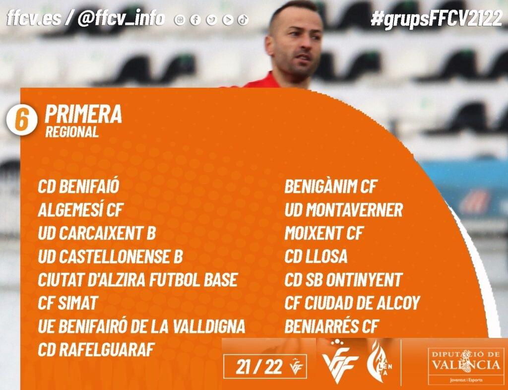Rivals a la 2021/2022 pel nostre Deportivo Ontinyent, dins del G-6