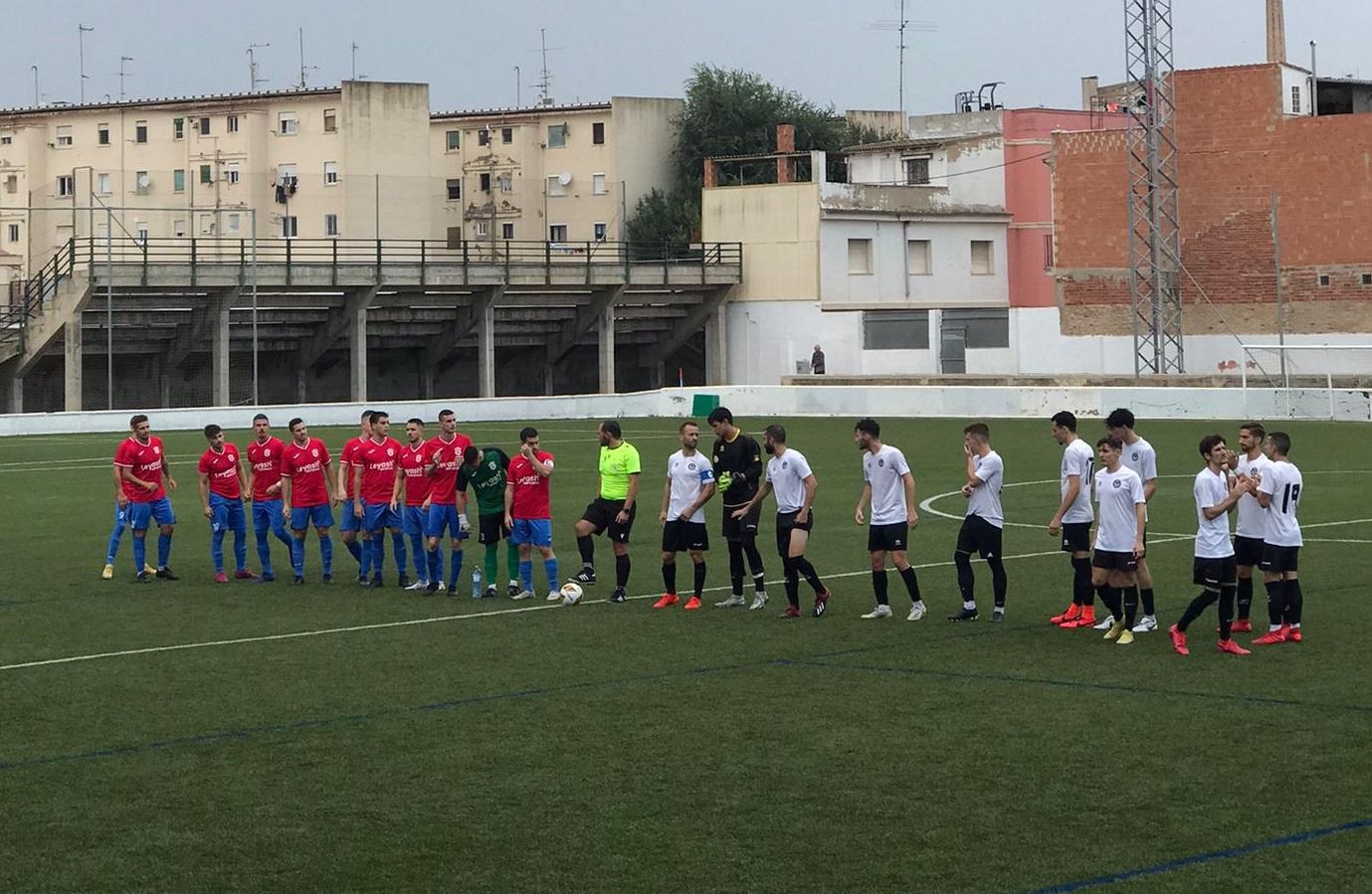 Algemesí 2-3 Deportivo Ontinyent