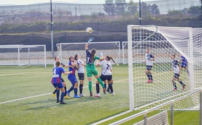 Amateur Femení 2 - 1 Alzira B