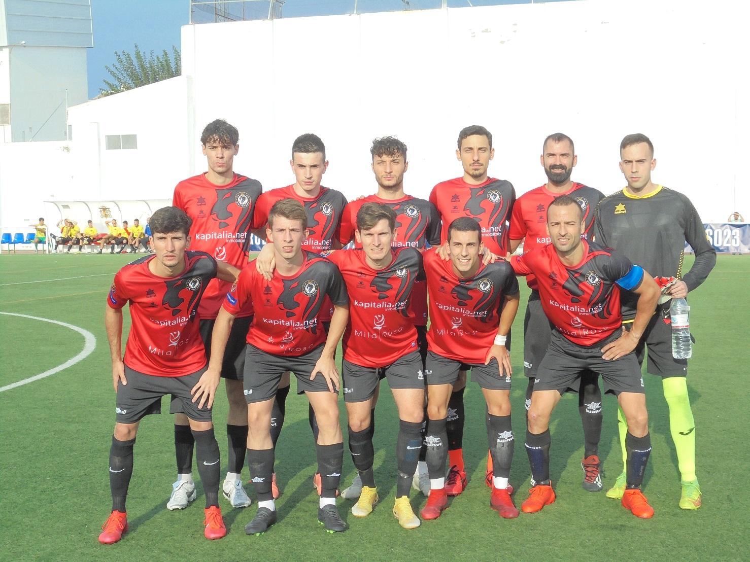 Benigànim CF 1-1 Deportivo Ontinyent