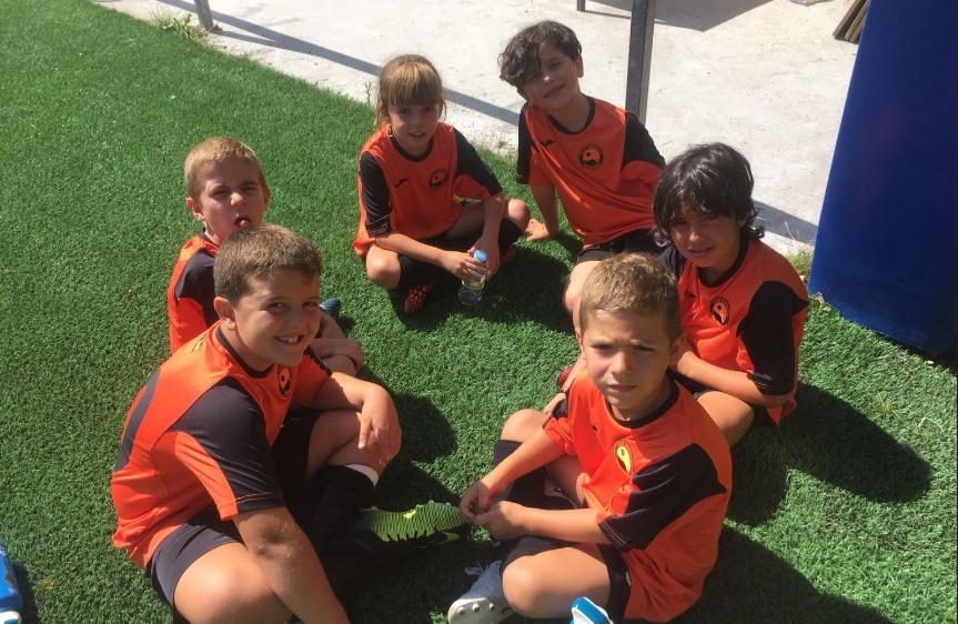 Gran actuación de nuestros chicos en el Torneo San Bernabé