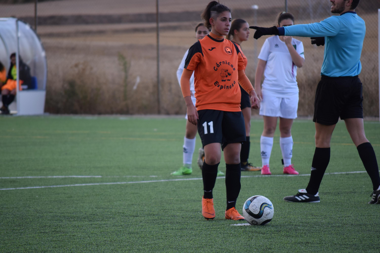 Seis jugadoras del C.D. Parquesol convocadas por la FCYLF para la Sub 15 y Sub 17
