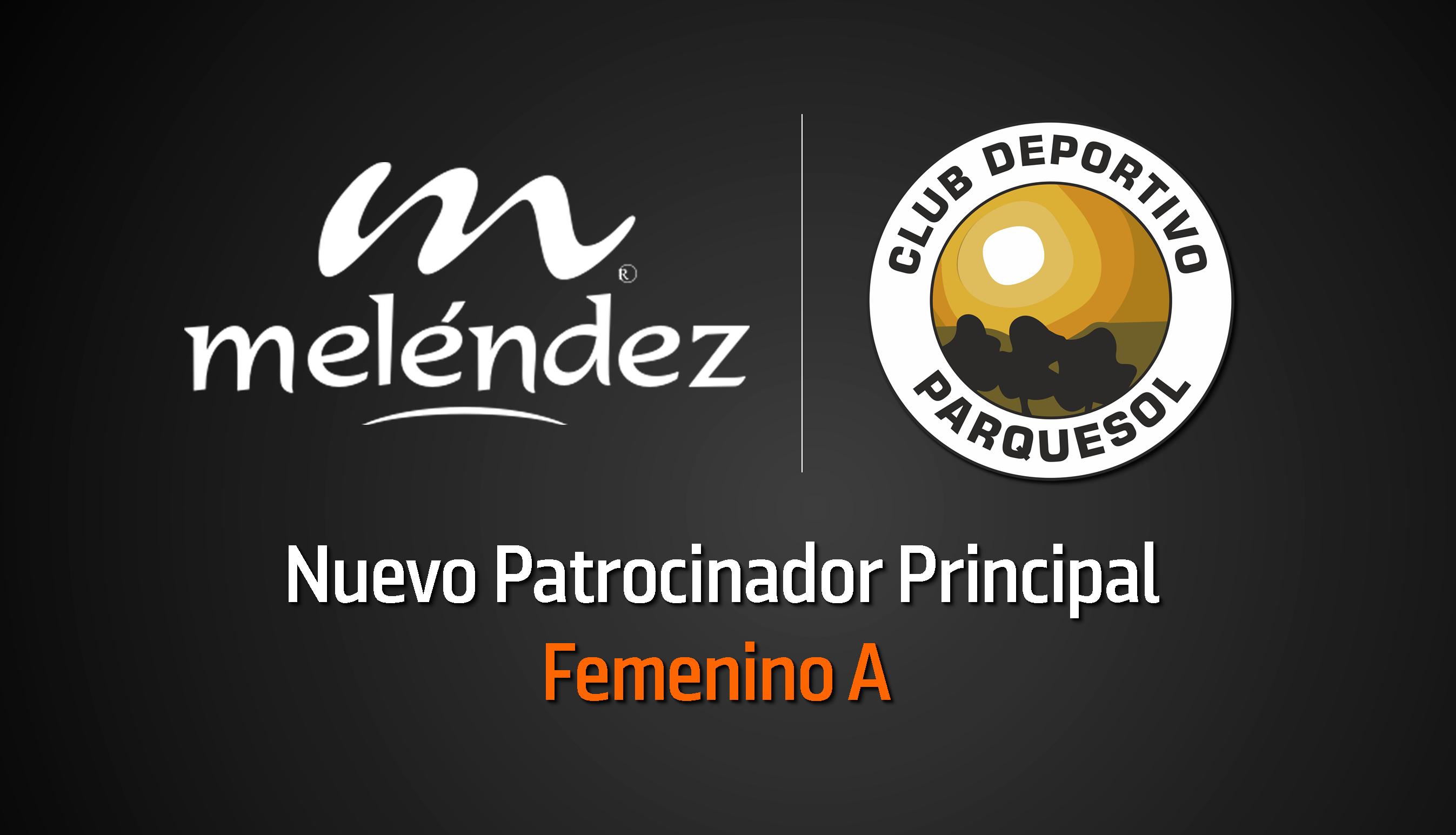 FEMENINO A | Patatas Meléndez, nuevo patrocinador oficial