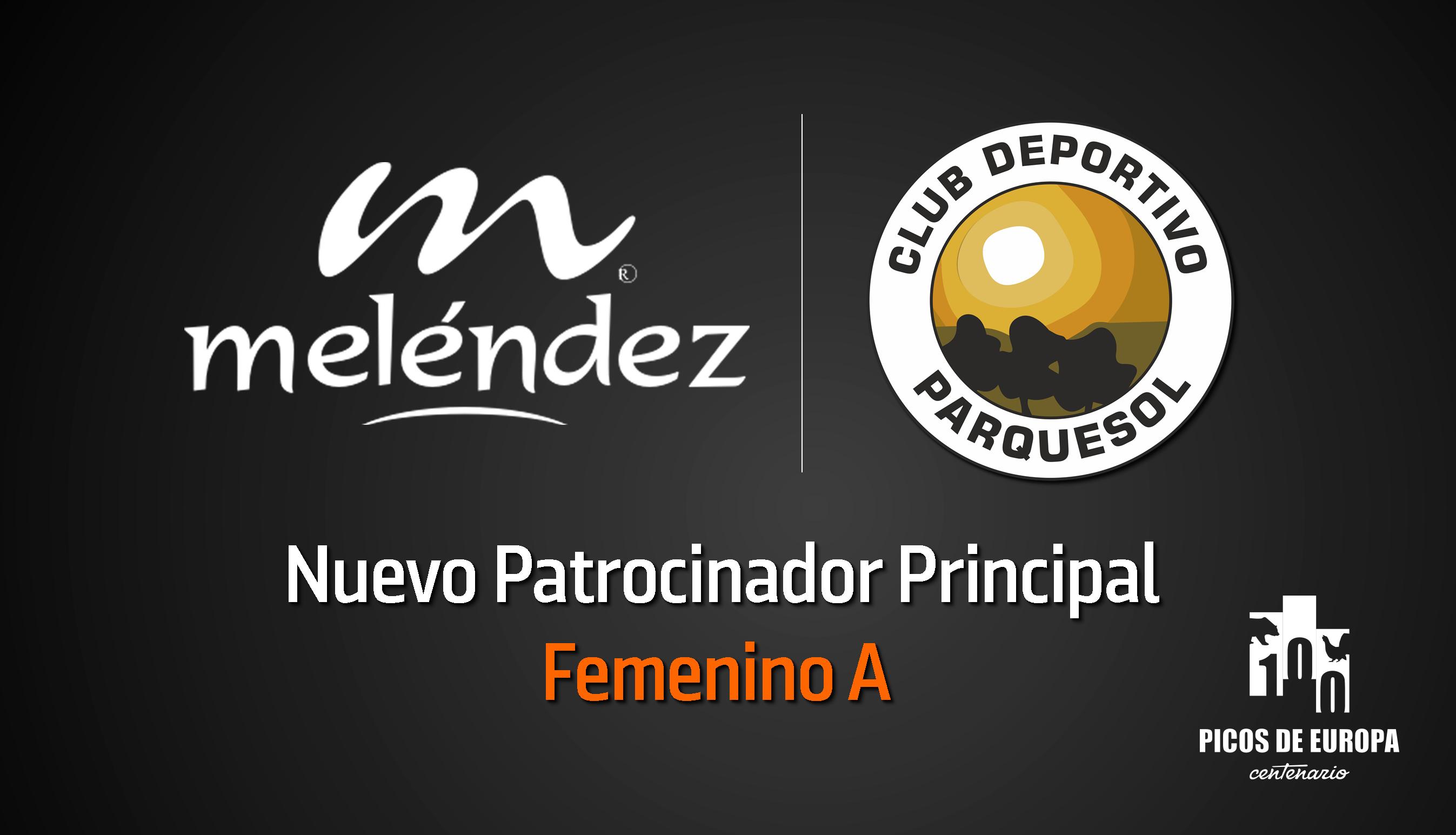 sdsFEMENINO A | Patatas Meléndez, nuevo patrocinador oficial