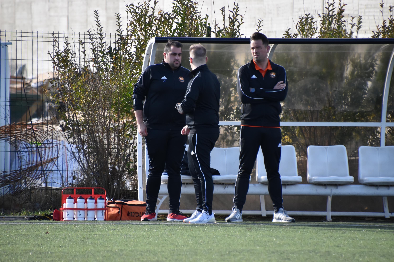 Entrenadores de la base para la Temporada 2020/2021