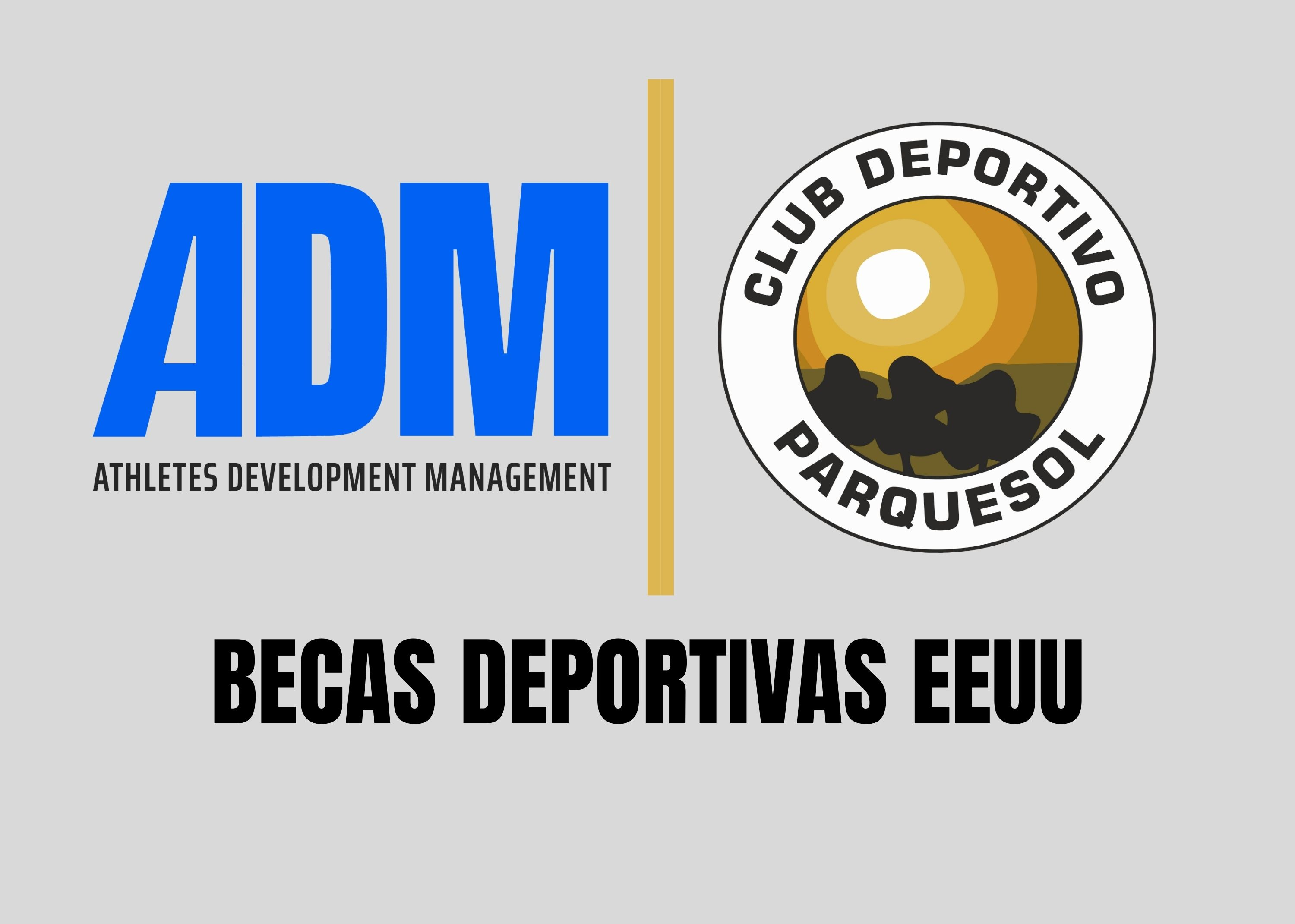 Acuerdo de colaboración con ADM - Sports Group