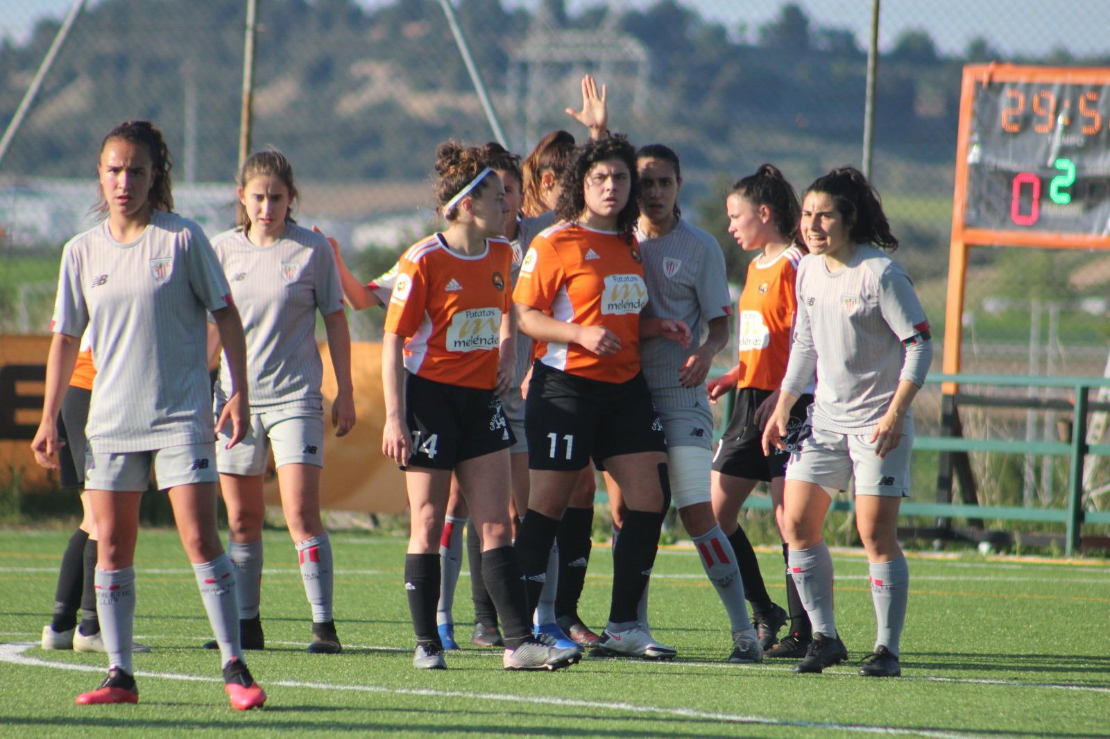 sdsA por la tercera victoria consecutiva del CD Parquesol Patatas Meléndez