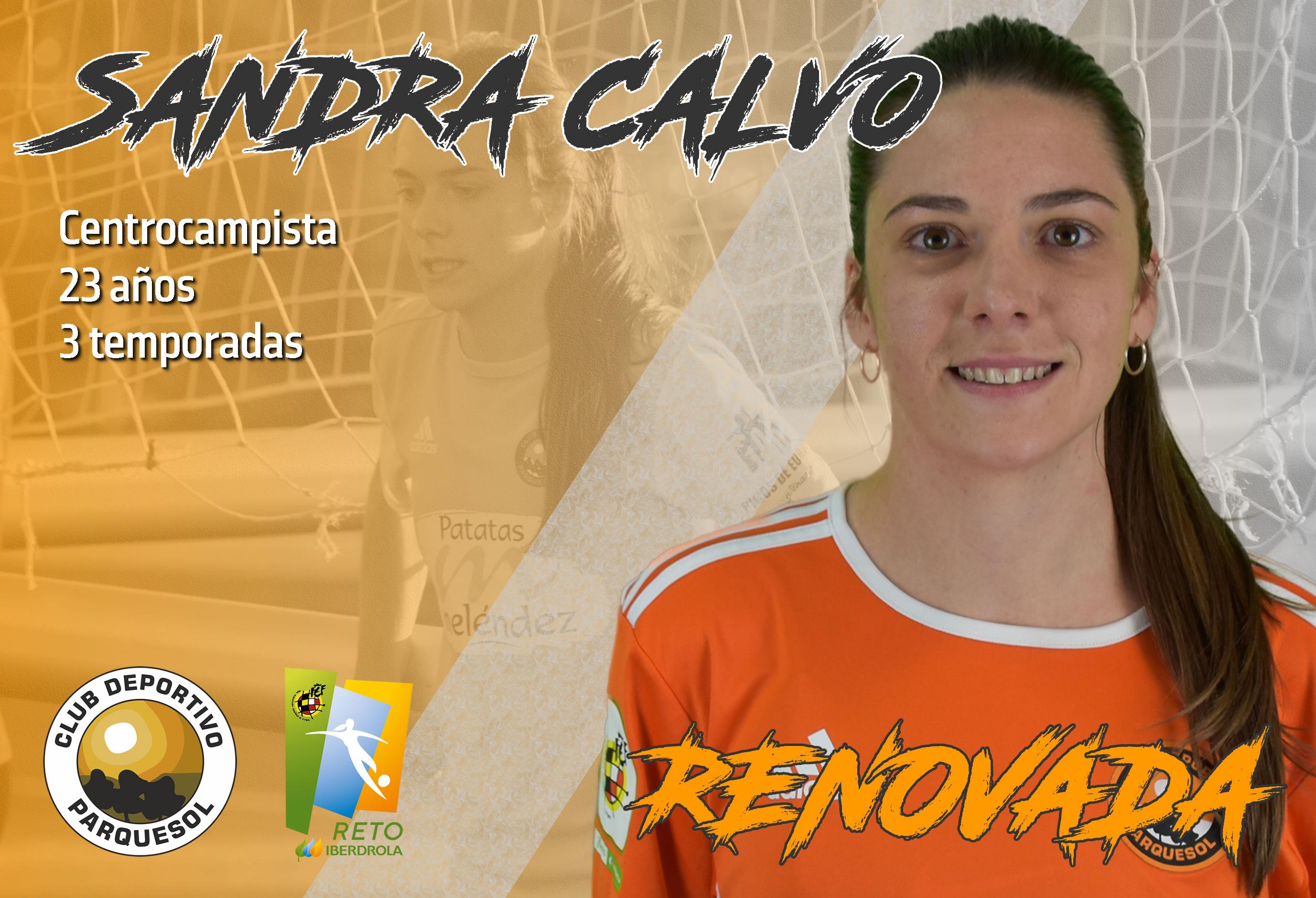 FEMENINO A | Sandra Calvo, 2022