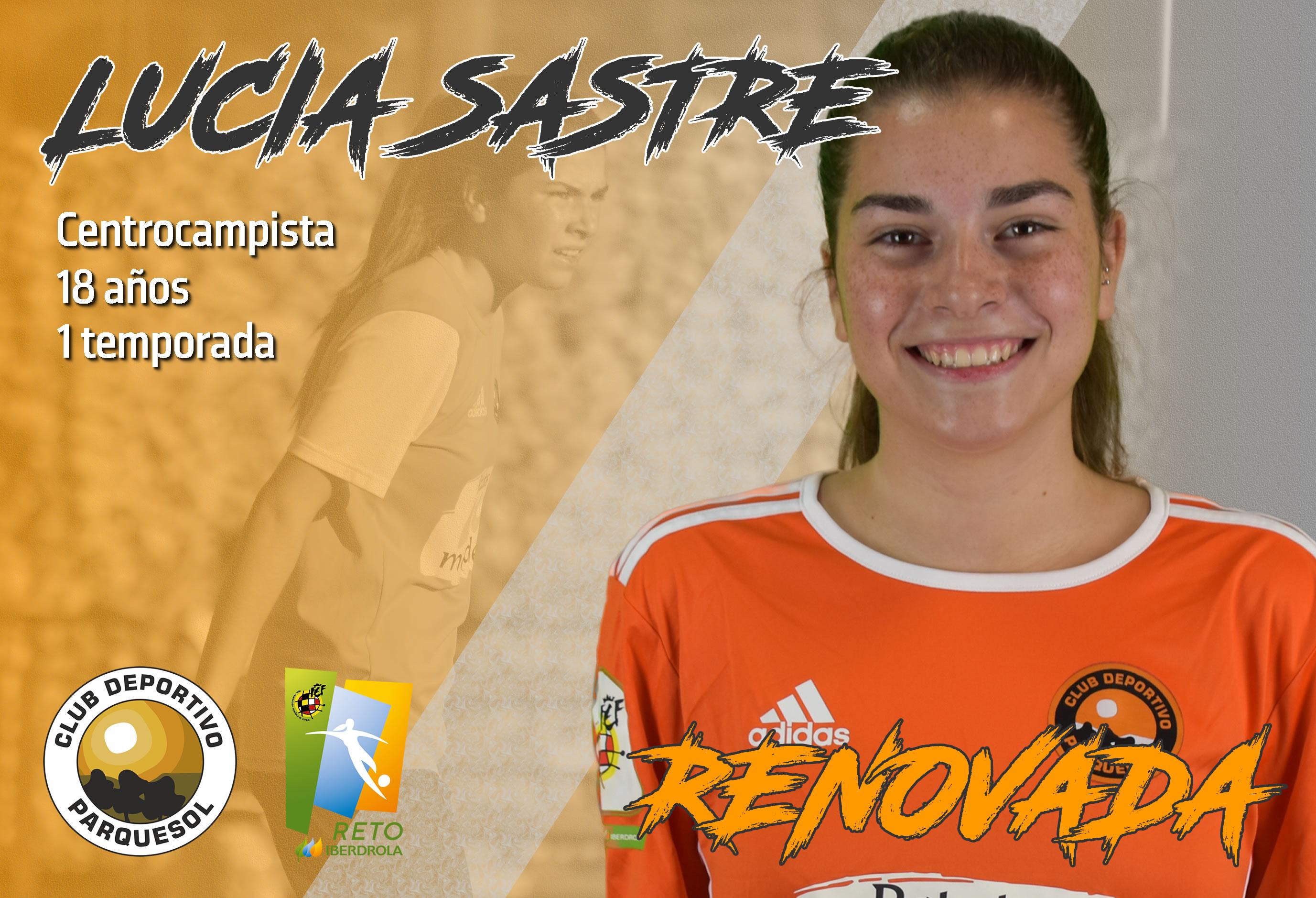 FEMENINO A | Lucia Sastre e Irene Cimas al primer equipo
