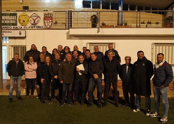 2 de marzo de 2020 - Reunión RFFM y clubes de la Sierra Norte