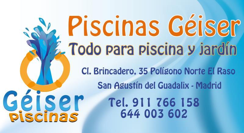 Piscinas Geiser