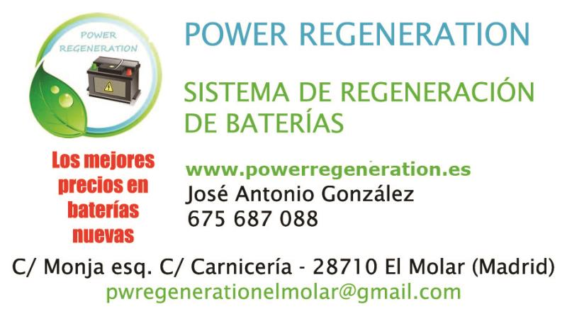 Power regeneration