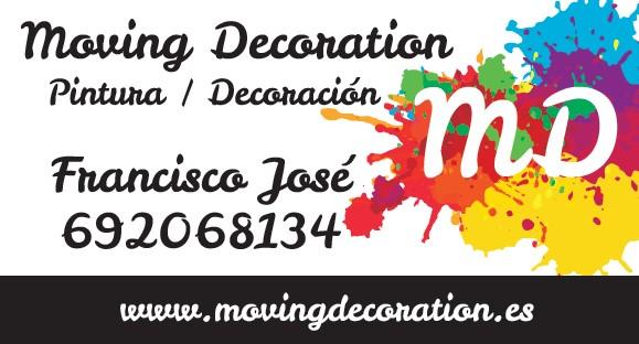 Moving Decoration