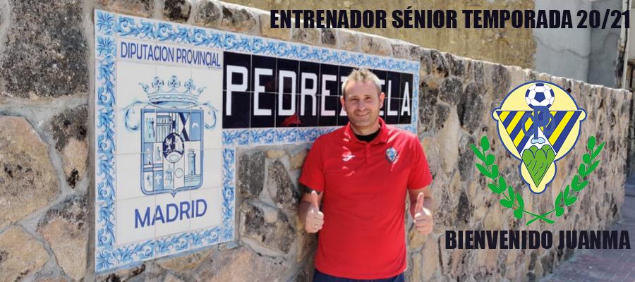 Bienvenido - Juan Manuel Fernández