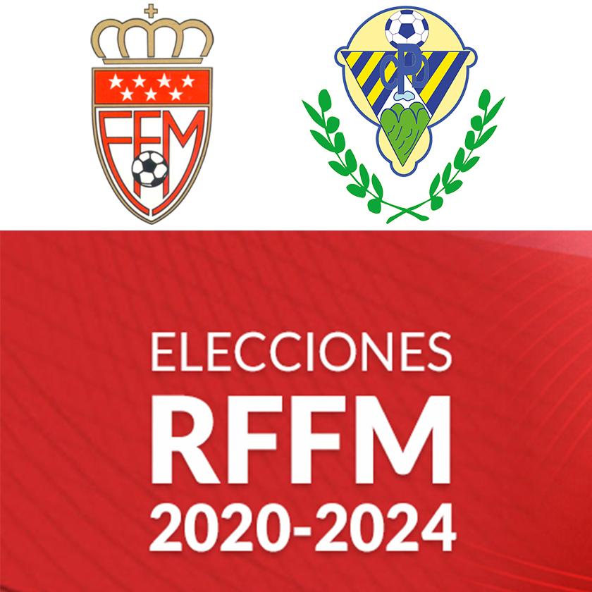 Elecciones de la RFFM - C.D. Pedrezuela asambleísta