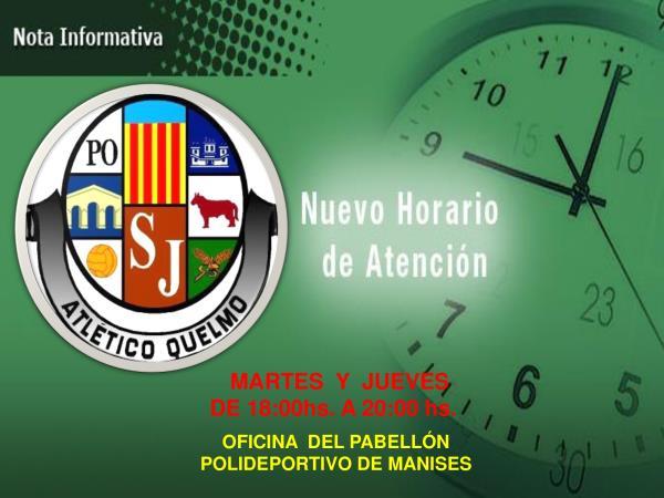 Comunicados oficiales for Horario oficina correos valencia