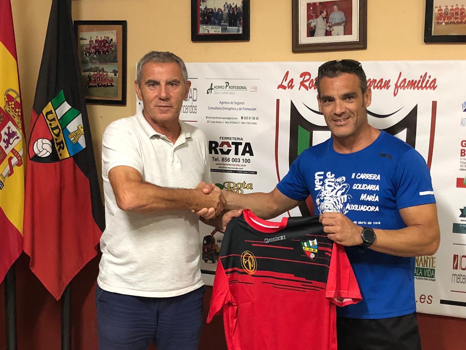 Javier Mateos, nueva incorporación al cuerpo técnico de nuestro primer equipo