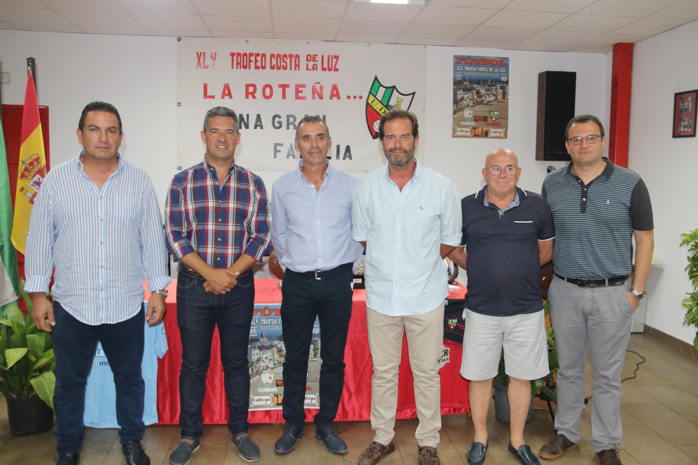 Presentada la XLV edición del Trofeo Costa de Luz