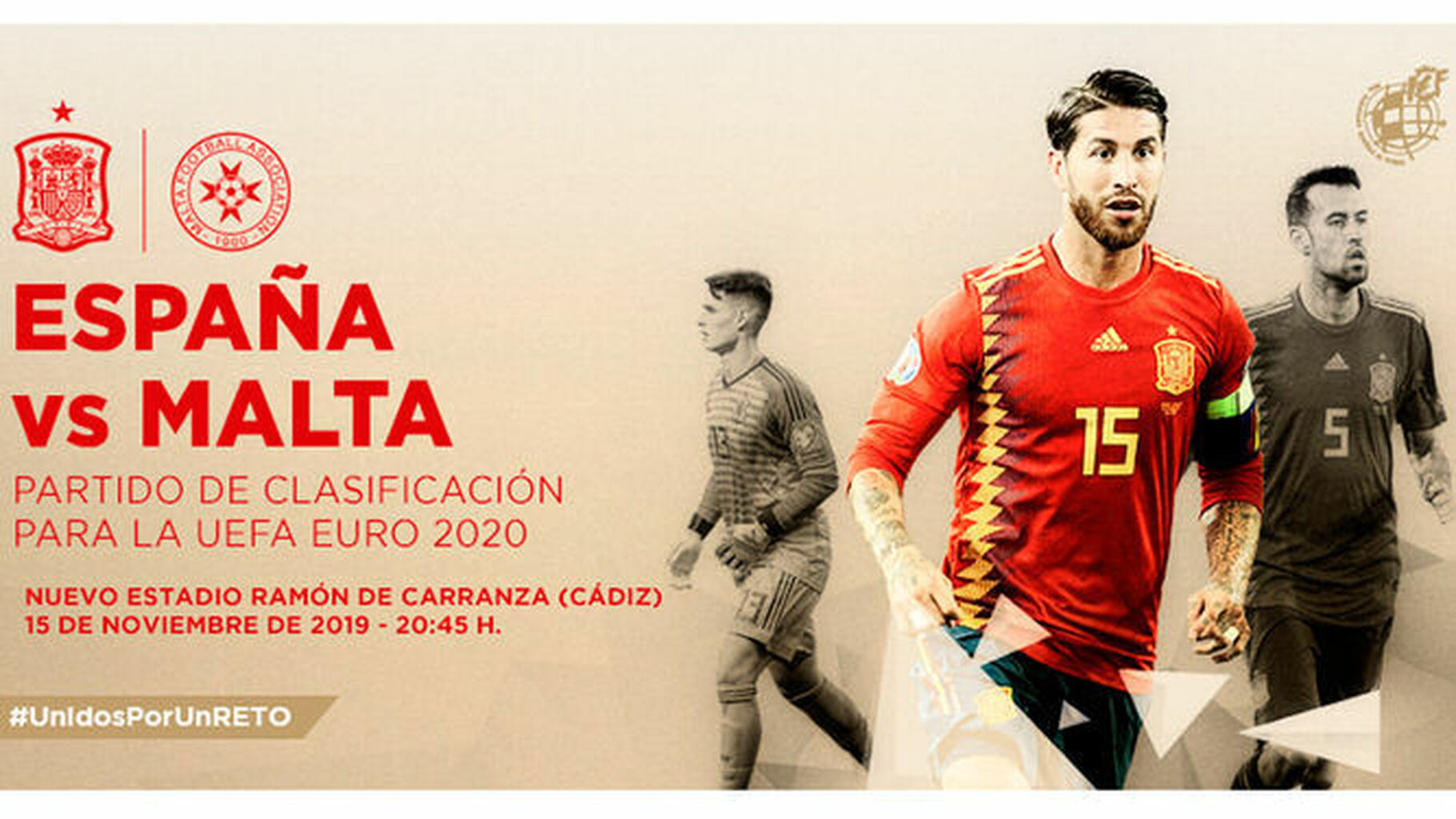 La Selección de fútbol de Malta entrenará en nuestro Estadio Manuel Bernal Sánchez-Romero