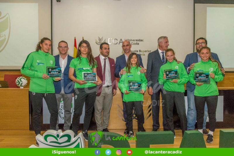 Gala de Campeones de la RFAF Cádiz 2018/2019